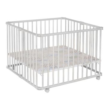 Манеж-кровать Geuther Lucilee белый 04