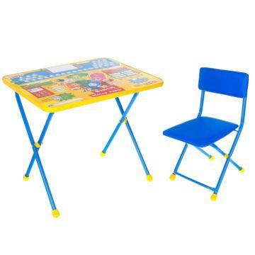 Комплект детской мебели Ника Детям Фиксики Азбука