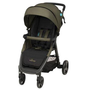 Коляска прогулочная Baby Design Clever (серая)