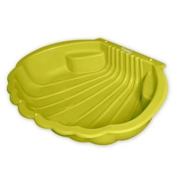 Песочница Macyszyn Ракушка (Желтый)