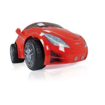 Электромобиль Injusa Rev (красный)