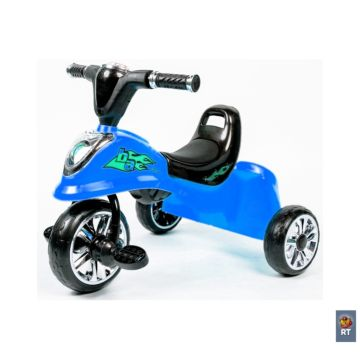 Трехколесный велосипед RT Modern (синий)