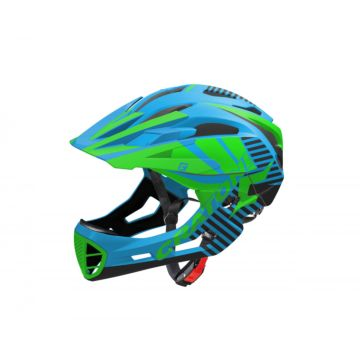 Шлем Cratoni C-Maniac Limited Edition S-M (blue-green-black)