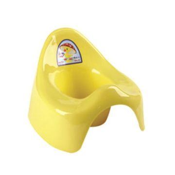 Горшок Dunya Plastik Семер (желтый)