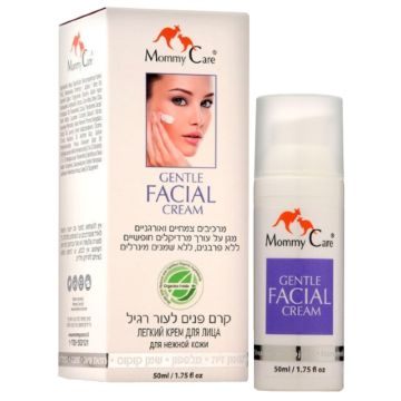 Крем Mommy Care для лица для нежной кожи Gentle Facial Cream 50 мл