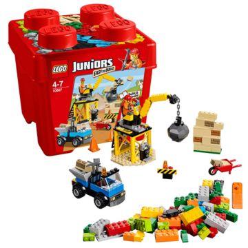 Конструктор Lego Juniors 10667 Строительство