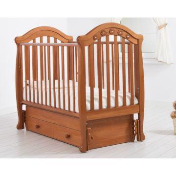 Кроватка детская Гандылян Джозеппе (универсальный маятник) (вишня)
