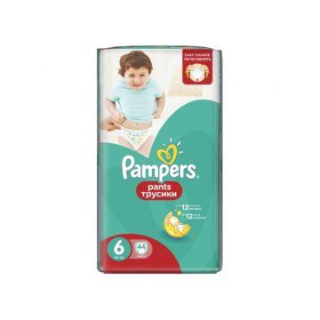 Подгузники-трусики Pampers Pants Extra Large (от 16 кг) 44 шт