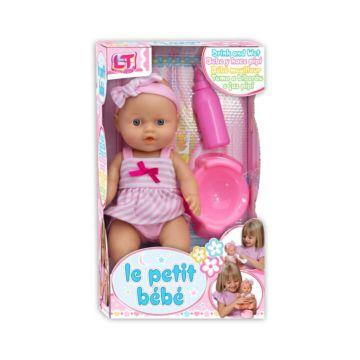 Кукла Loko Le Petit Bebe с горшком
