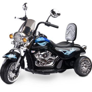 Электромобиль Toyz Rebel (черный)