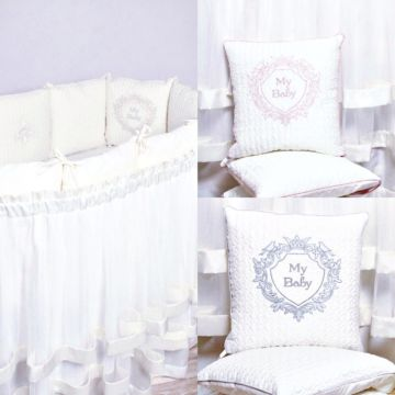 Комплект постельного белья Incanto My Baby (6 предметов, сатин)