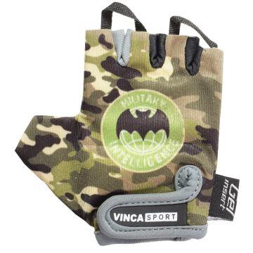 Велоперчатки Vinca Sport (Military)