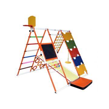 Детский спортивный комплекс Формула Здоровья Вершинка W Плюс (оранжевый)