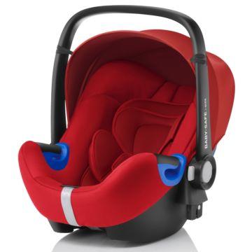 Автокресло Britax Romer Baby-Safe i-Size Flame Red Trendline