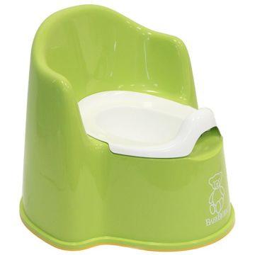 Горшок-кресло BabyBjorn (зеленый)
