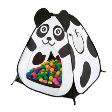 Детская палатка Calida с шарами Панда