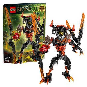 Конструктор Lego Bionicle 71313 Лава-Монстр