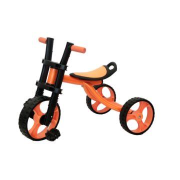 Трехколесный велосипед VipLex 706B (оранжевый)