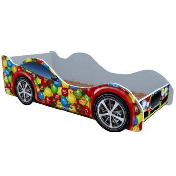 Кровать-машина Кроватка5 Машинки (Сладкоежка)