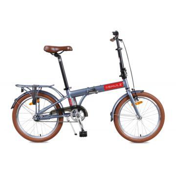 Велосипед складной Shulz Mika (2017) серый