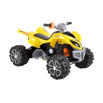 Электромобиль Joy Avtomatic KL-108 Ranger Pro (желтый)