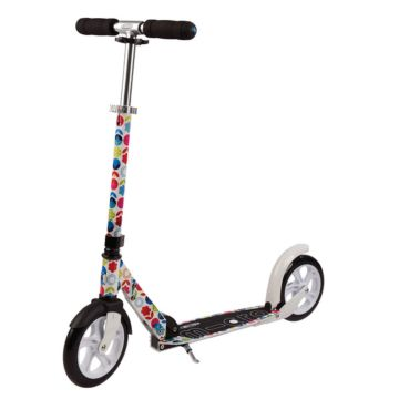 Самокат Micro Scooter White Floral (multicolor)