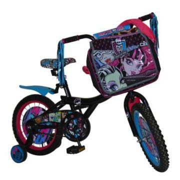 """Детский велосипед Navigator Basic 16"""" Monster Hight"""