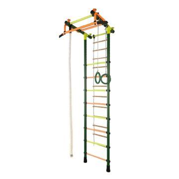 Детский спортивный комплекс Маугли 01 (зеленый)