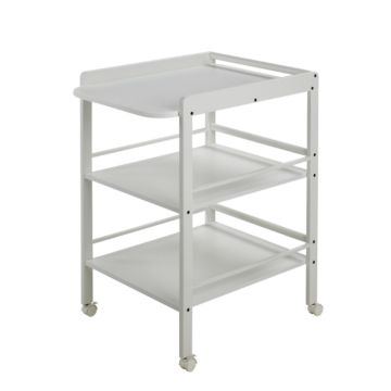 Пеленальный столик Geuther Clarissa (белый)