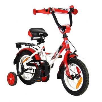 """Детский велосипед Velolider Orion 12"""" Белый/Красный"""