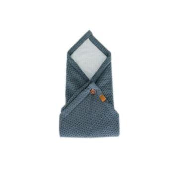 Конверт-плед Loom Universal (серый)