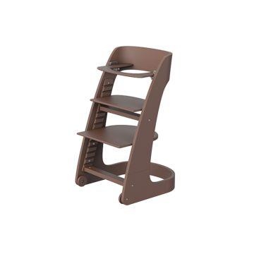 Растущий стул Ellipse Chair (коричневый)