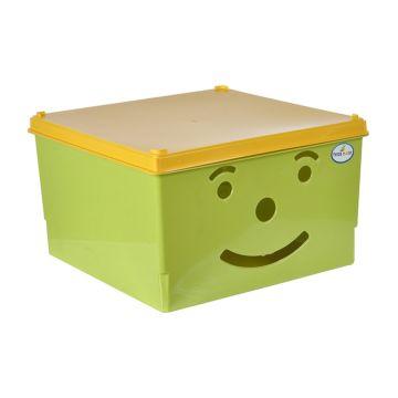 Ящик для хранения игрушек Tega Baby Smile