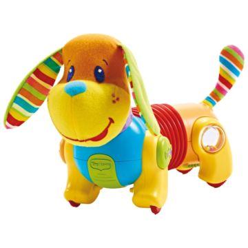 "Развивающая игрушка Tiny Love Собачка Фред ""Догони меня"""
