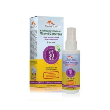 Спрей Mommy Care солнцезащитный детский SPF30 100 мл