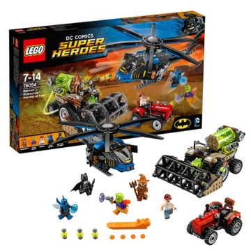 Конструктор Lego Super Heroes 76054 Супер Герои Жатва страха