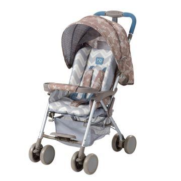 Коляска прогулочная Happy Baby Celebrity (Beige)