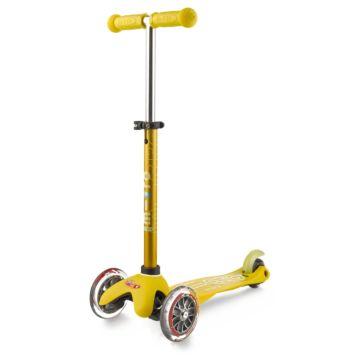 Самокат Micro Mini Deluxe (желтый)