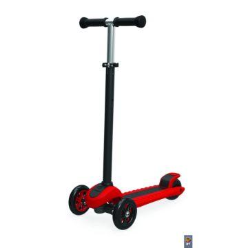 Самокат Y-bike Glider Maxi XL (красный)
