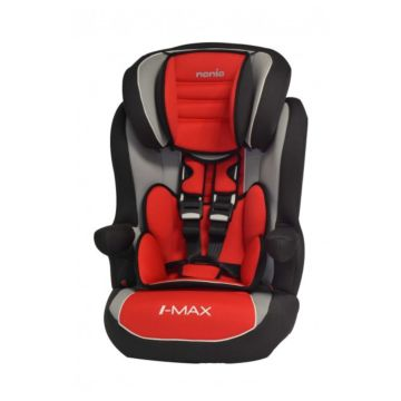 Автокресло Nania Luxe I-Max SP Isofix (agora carmin)