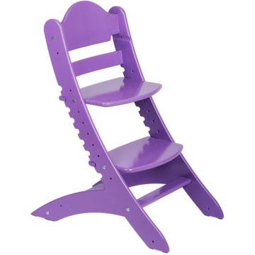 Растущий стул Два Кота М1 (фиолетовый)