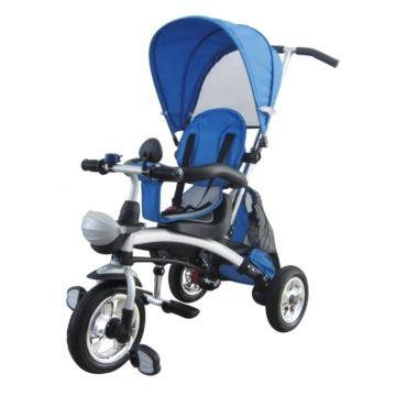 Трехколесный велосипед-беговел Sweet Baby Mega Lexus Trike Blue
