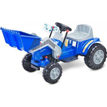 Электромобиль Toyz Bulldozer (голубой)