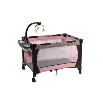 Манеж-кровать Selby 212 (розовый)