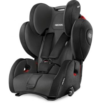 Автокресло Recaro Young Sport Hero (black)