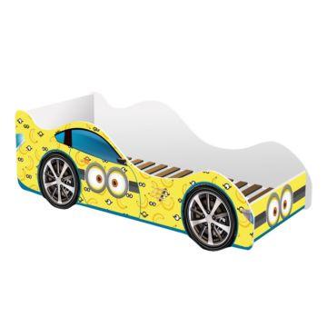 Кровать-машинка Кроватка5 Бананас