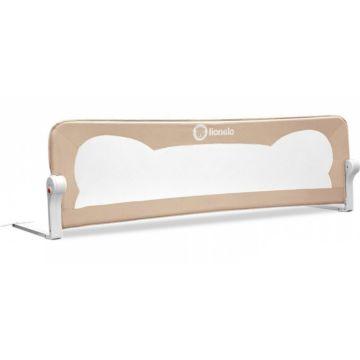 Барьер безопасности для кроватки Lionelo Eva 150х42см Beige