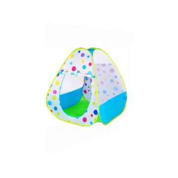 Детская палатка Ching-Ching с шарами Конфетти Конус 90 (голубой)