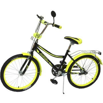 "Детский велосипед Lamborghini 20"" (желтый)"