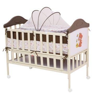 Кроватка детская Babyhit Sleepy Extend (coffee)